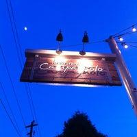รูปภาพถ่ายที่ Campagnolo Restaurant + Bar โดย AtlSportsStud~H เมื่อ 5/1/2012