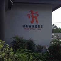 Foto diambil di Hawkers Asian Street Fare oleh Gina M. pada 3/15/2012