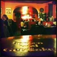 Das Foto wurde bei Restaurant Cafe Bleibtreu von Carsten B. am 2/17/2012 aufgenommen