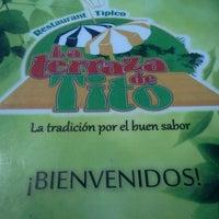 9/8/2012 tarihinde Adolfo G.ziyaretçi tarafından La Terraza De Tito'de çekilen fotoğraf
