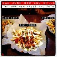 Foto diambil di San Jose Bar & Grill oleh Rob G. pada 8/16/2012