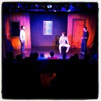 Снимок сделан в Magnet Theater пользователем Chris 4/20/2012