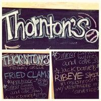 Foto tirada no(a) Thornton's Fenway Grille por Lexie ♡ em 9/9/2012