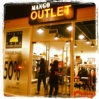 Mango Outlet Sbma