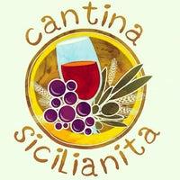 Снимок сделан в Cantina Sicilianita пользователем Marky B. 9/8/2012