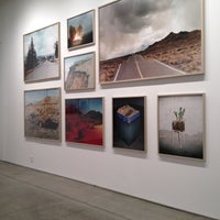 Foto scattata a Bruce Silverstein Gallery da Engrid S. il 2/17/2012