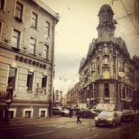 Foto tirada no(a) Пять углов por Serge_at em 4/14/2012