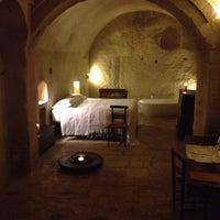 Снимок сделан в Sextantio | Le Grotte della Civita пользователем Nib H. 2/11/2012