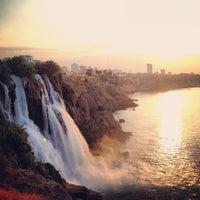 8/11/2012 tarihinde Atagün D.ziyaretçi tarafından Düden Şelalesi'de çekilen fotoğraf