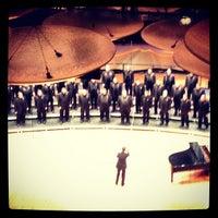 Снимок сделан в Boettcher Concert Hall пользователем Alverson S. 7/10/2012
