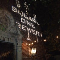 Photo taken at Square One Brewery & Distillery by Eric M. on 8/26/2012