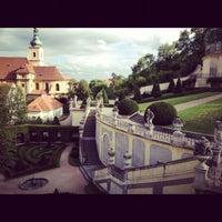 รูปภาพถ่ายที่ ARIA Hotel Prague โดย Sam เมื่อ 7/13/2012