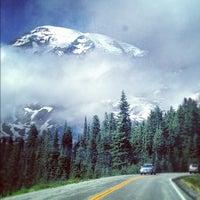 Das Foto wurde bei Mount Rainier National Park von Coca am 8/1/2012 aufgenommen