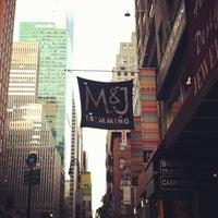 Снимок сделан в M&J Trimming пользователем Brooklyn M. 8/30/2012
