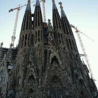 Foto tirada no(a) Sagrada Família por Johnny K. em 10/16/2011