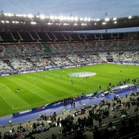 Foto diambil di Stade de France oleh Tinoy pada 9/11/2012