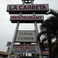 Foto tomada en La Carreta por Dixon J. el 6/6/2012