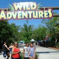 4/5/2012 tarihinde Tamiko P.ziyaretçi tarafından Wild Adventures Theme Park'de çekilen fotoğraf