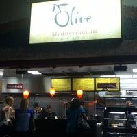 Foto scattata a Olive Mediterranean Grill da a c. il 6/15/2012
