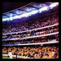 Das Foto wurde bei Melbourne Cricket Ground (MCG) von TomaSmash am 8/3/2012 aufgenommen