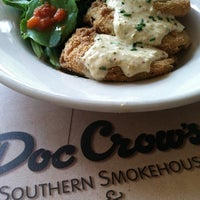 10/11/2011에 Louisville님이 Doc Crow's Southern Smokehouse & Raw Bar에서 찍은 사진