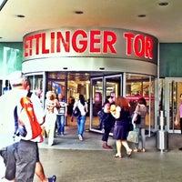 Das Foto wurde bei Ettlinger Tor von Angie S. am 7/13/2011 aufgenommen