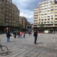 Photo prise au Place Eugène Flagey par Tom K. le6/18/2012