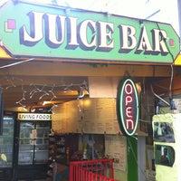 3/29/2012 tarihinde Kat M.ziyaretçi tarafından JuiceLand'de çekilen fotoğraf