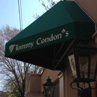 Снимок сделан в Tommy Condon's пользователем Tom J. 3/17/2012