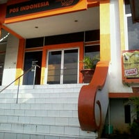 Kantor Pos Kebon Jeruk Post Office In Kebon Jeruk