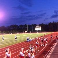 Biloxi High School Stadium Football Stadium In North Biloxi