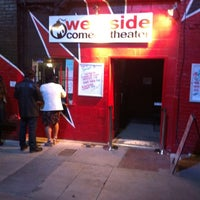 Foto diambil di M.i.'s Westside Comedy Theater oleh Phil R. pada 12/8/2011