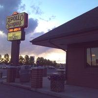 Photo taken at Apollo Burgers by Juan Francisco E. on 8/5/2011