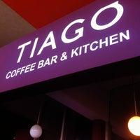 Das Foto wurde bei Tiago Espresso Bar + Kitchen von Tiago M. am 1/9/2012 aufgenommen