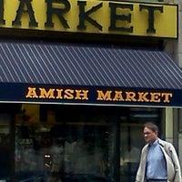 Foto tirada no(a) Amish Market Tribeca por Rob 😎🇺🇸🇧🇸 C. em 9/19/2011