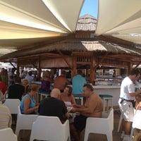 9/3/2012에 Pedro Jose G.님이 Playa Miguel Beach Club에서 찍은 사진
