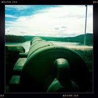 Foto tirada no(a) Fort Ticonderoga por Emily S. em 8/3/2011