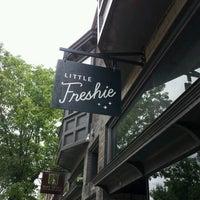 Снимок сделан в Little Freshie пользователем Will B. 6/16/2012