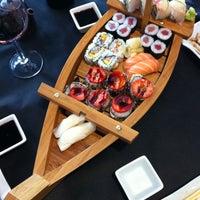 7/7/2012 tarihinde Ines A.ziyaretçi tarafından Taiyo Sushi Bar'de çekilen fotoğraf
