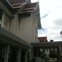 Foto tomada en National Library of Thailand por 🙇อาณาจักร โ. el 9/7/2012