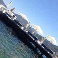 8/21/2012 tarihinde GuL T.ziyaretçi tarafından Palace Beach Club'de çekilen fotoğraf
