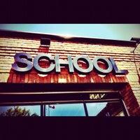 Foto tomada en SCHOOL Restaurant por LeeOhNelle el 5/11/2012