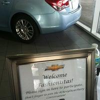 Das Foto wurde bei Tropical Chevrolet von Stephanie C. am 2/26/2012 aufgenommen