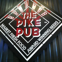 Foto tirada no(a) Pike Brewing Company por David M. em 8/19/2012