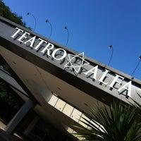 Foto tirada no(a) Teatro Alfa por Marcelo F. em 7/25/2012