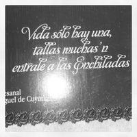 Das Foto wurde bei Los Chilaquiles von Andres O. am 9/6/2012 aufgenommen