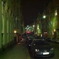 Vironkatu Road In Helsinki