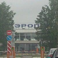 """Снимок сделан в Гостиница """"Полёт"""" / Polyot Hotel Perm пользователем Rosewater M. 6/23/2012"""