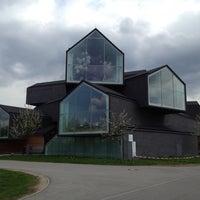 Photo prise au Vitra Design Museum par Munefumi T. le4/8/2012