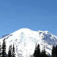 Das Foto wurde bei Mount Rainier National Park von Jerry Moyer T. am 8/3/2012 aufgenommen